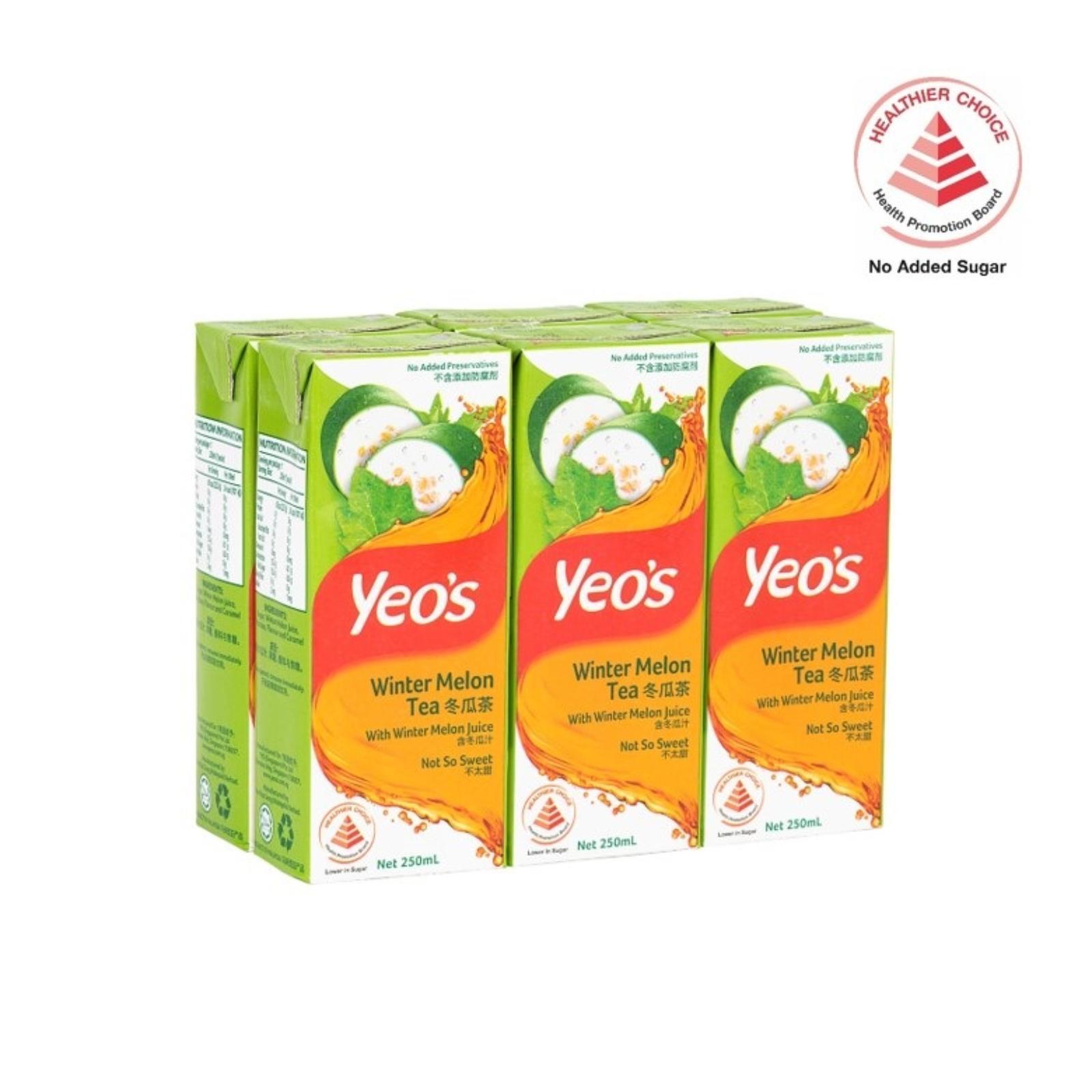 Yeo's Wintermelon Tea