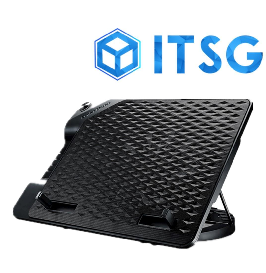 Cooler Master ErgoStand III 230mm Fan Ergonomic Premium Notebook Cooler