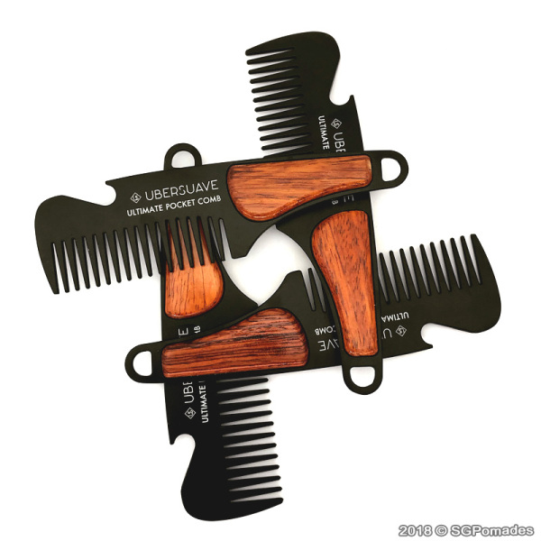 Buy Ubersuave Ultimate Pocket Comb Singapore