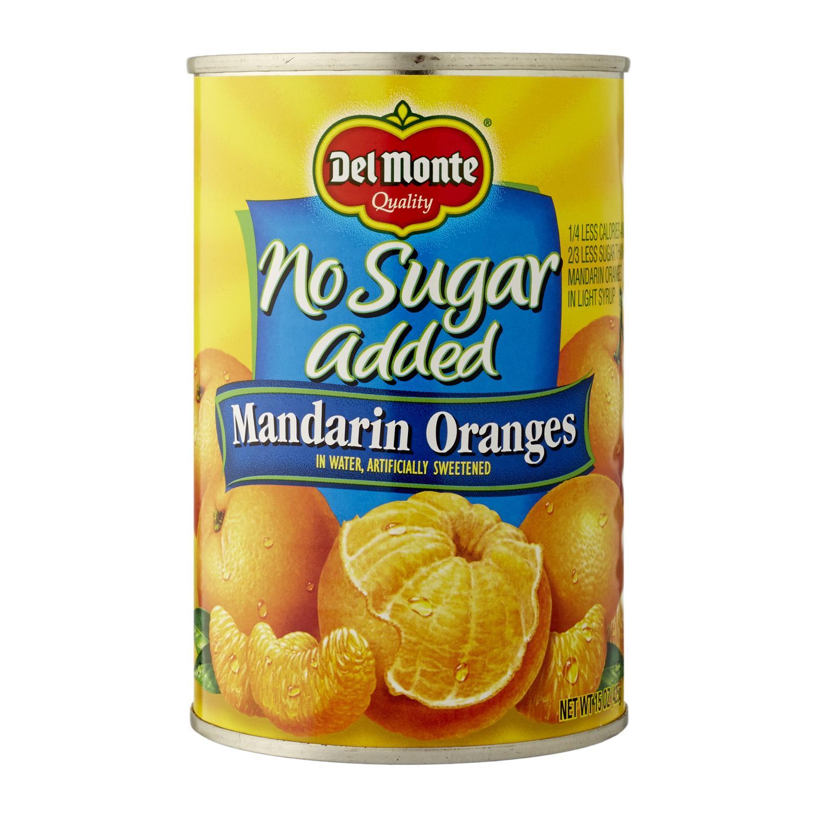 Del Monte Mandarin Orange No Sugar Added