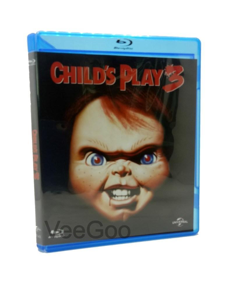 CHILDS PLAY 3 BD (M18/RA)