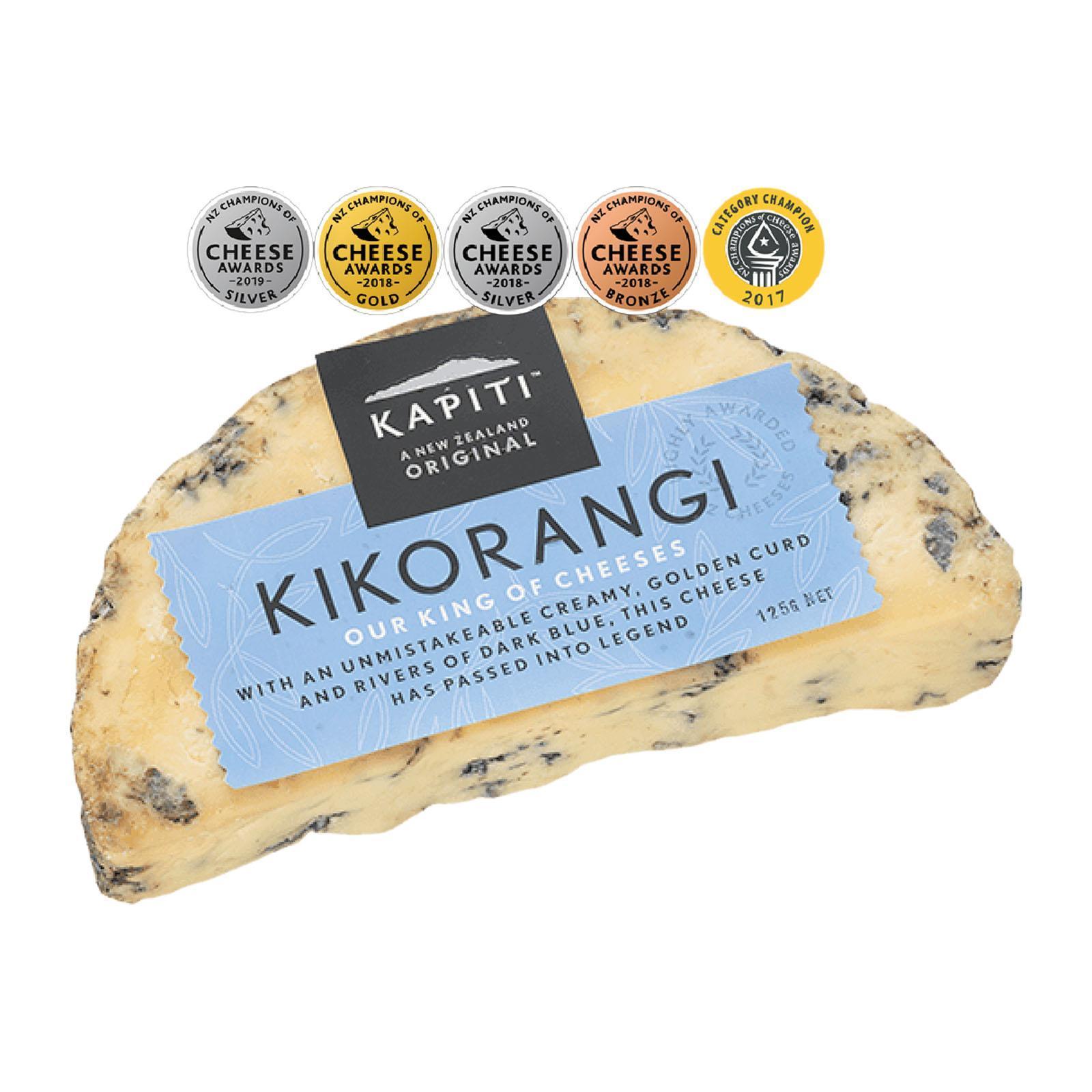Kapiti Kikorangi Blue Cheese - The Cellar Door