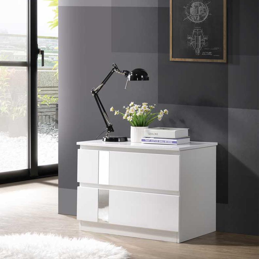 SO MIYA Bedside Table / Night Stand / Drawer Stand