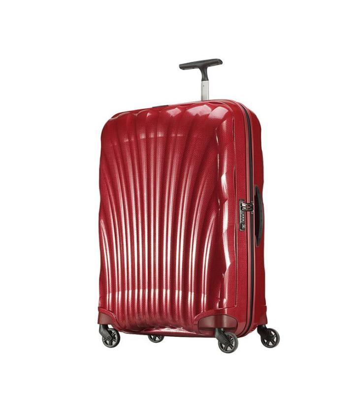 Samsonite universal wheel rod box light suitcase 20 inch for travel-intl