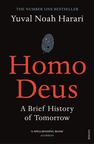 Homo Deus: A Brief History Of Tomorrow / English Non Fiction Books / (9781784703936)
