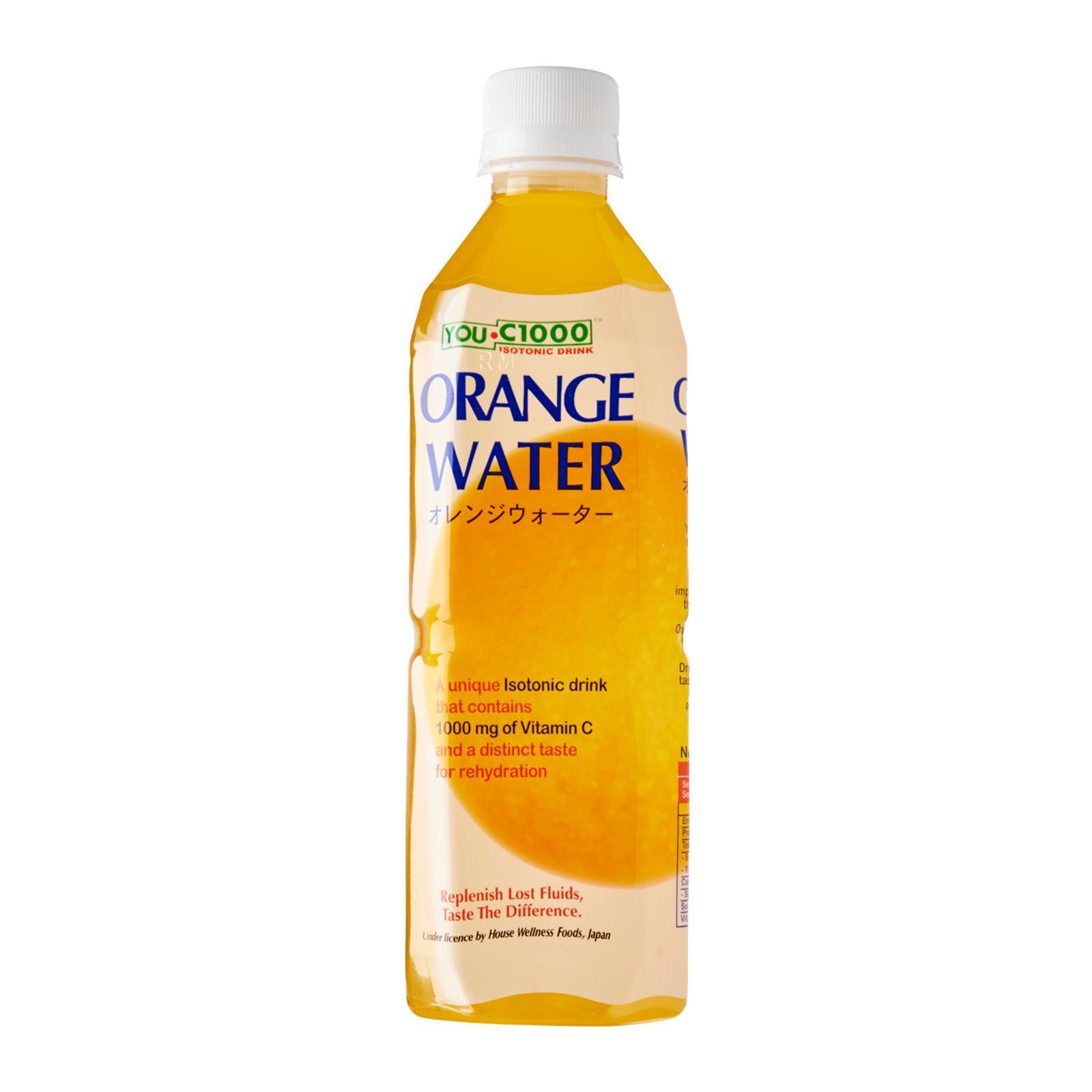 YOUC1000 Orange Water