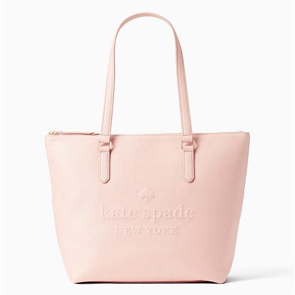 Authentic Kate Spade Larchmont Avenue Logo Penny Tote By Alexis.
