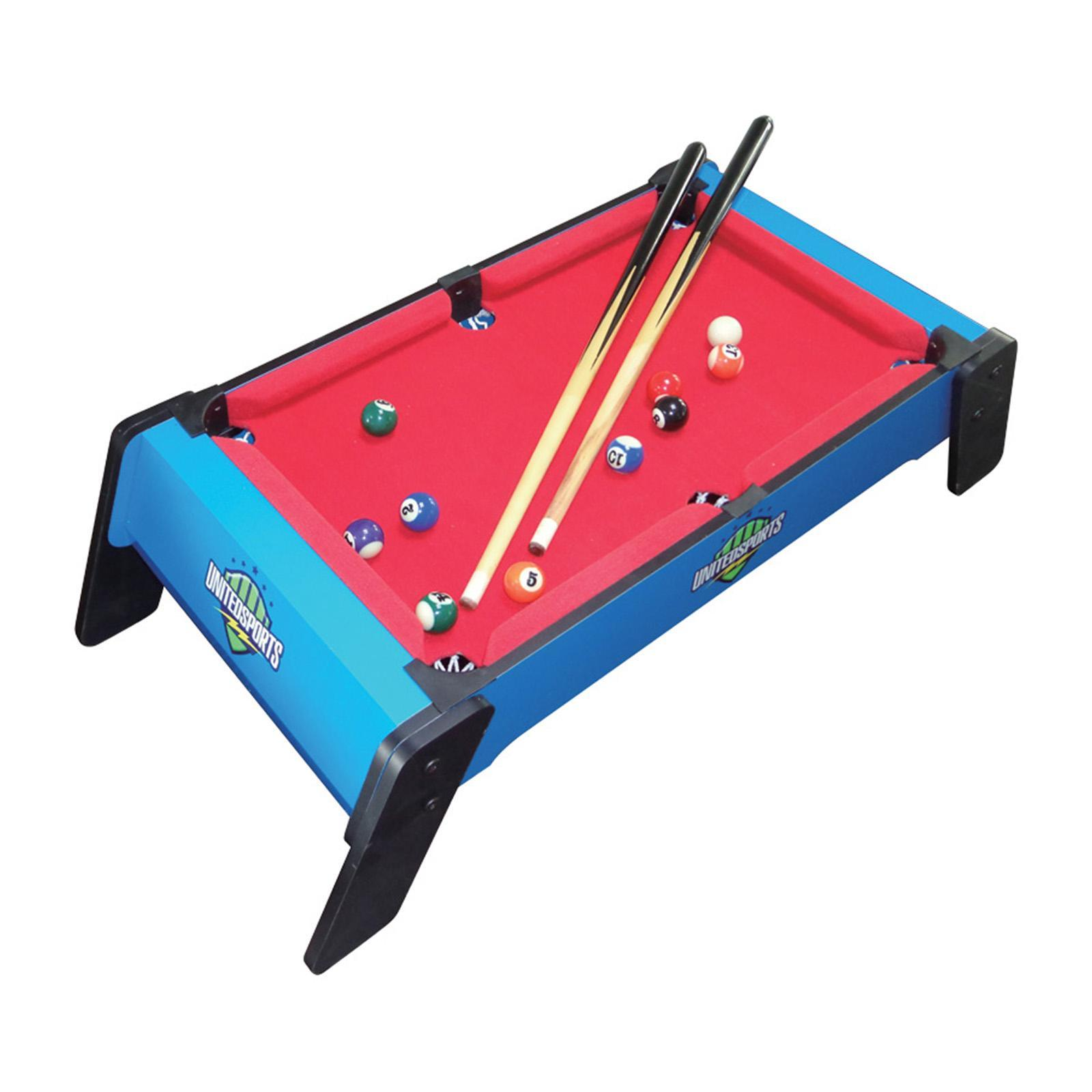 United Sports 24 Inch Pool Table