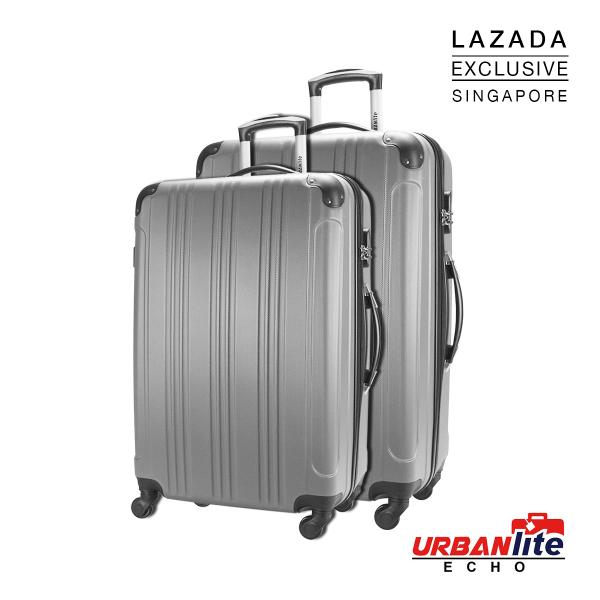 Urbanlite Echo 24 inch + 28 inch Spinner Hard Case Combo Set - ULH 7904