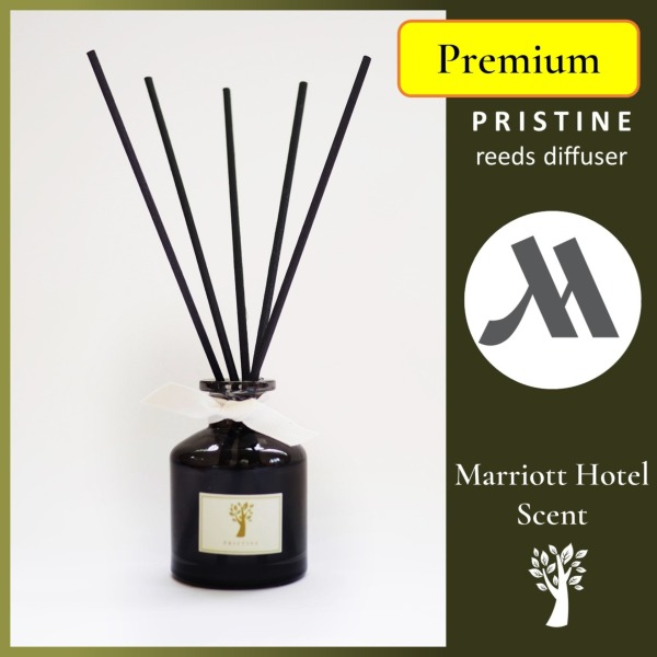 Pristine Reed Diffuser Marriott Scent (Signature) 50ml - AROMA