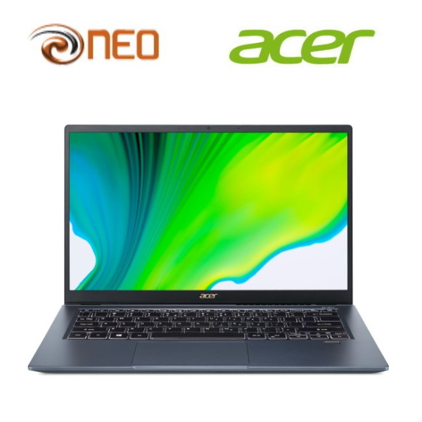 Acer Swift 3x SF314-510G-71P6 (Blue) laptop with LATEST 11th Gen Intel Core i7-1165G7 processor