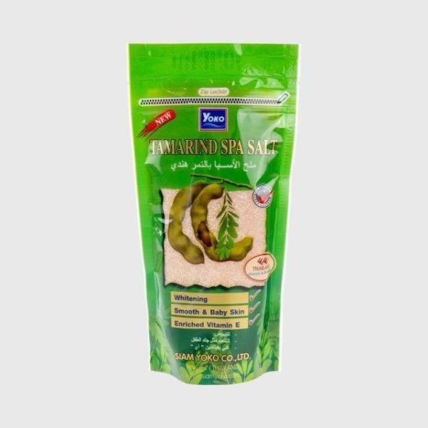 Buy Yoko Tamarind Spa Salt 300g x 2 packets Singapore