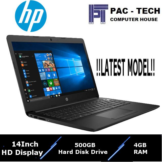 !!LATEST MODEL BASIC LAPTOP!!HP Pavillion 14 / Intel Processor / 500GB HDD(Upgradable) / 4GB RAM (Upgradable) / 14 Inch HD Display / 1 Year HP Warranty