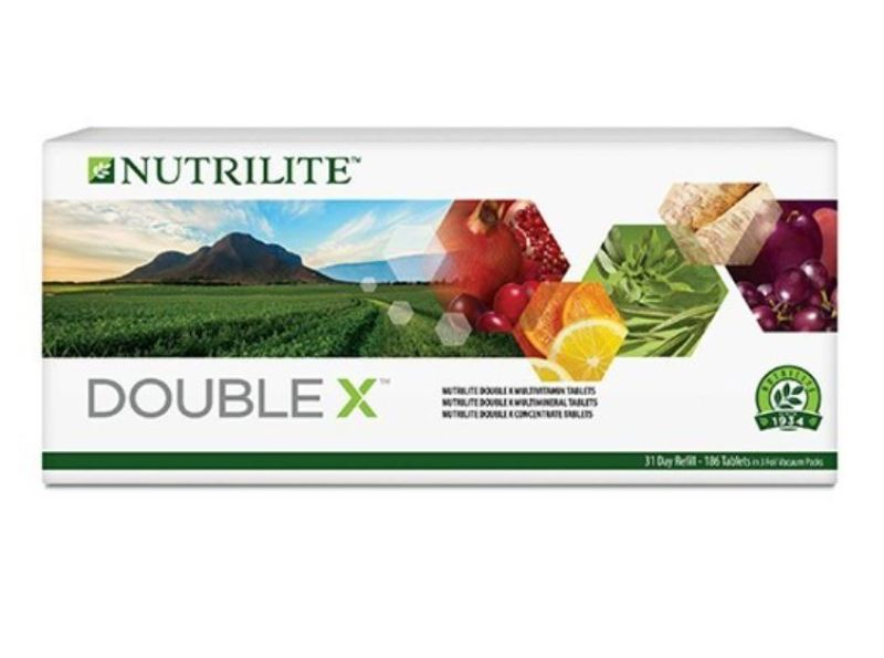 Buy NUTRILITE DOUBLE X Refill Multivitamin/Multimineral/Concentrate (31-day supply) [REFILL] Singapore