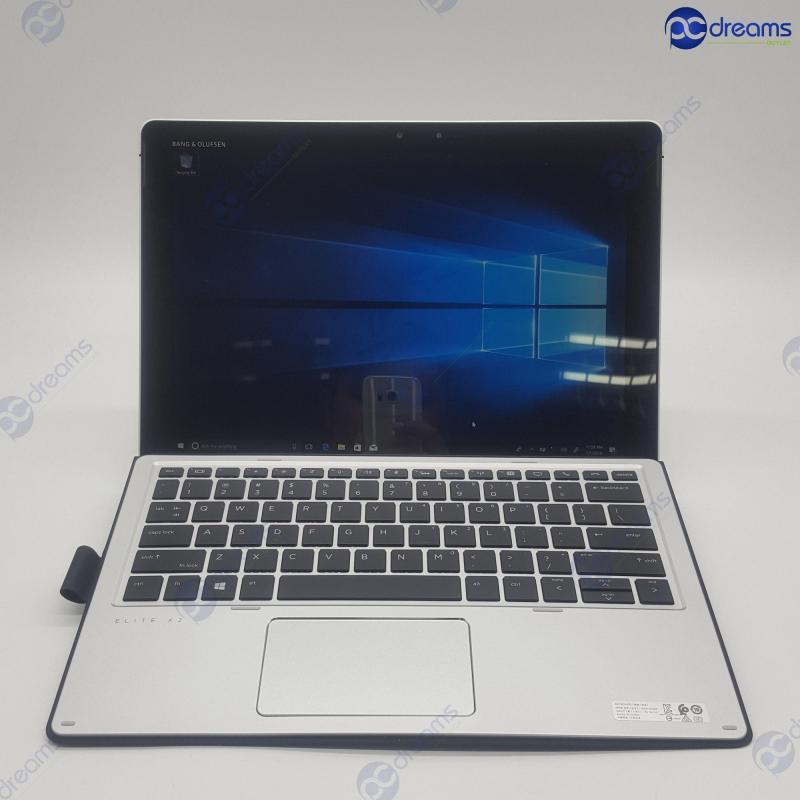HP ELITE X2 1012 G2 with travel keyboard (Y5E21AV) i5-7300U/8GB/256GB SSD [Premium Refreshed]