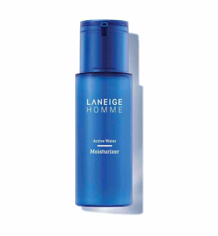 Buy Laneige Homme Active Water Moisturizer 125ml - men Singapore