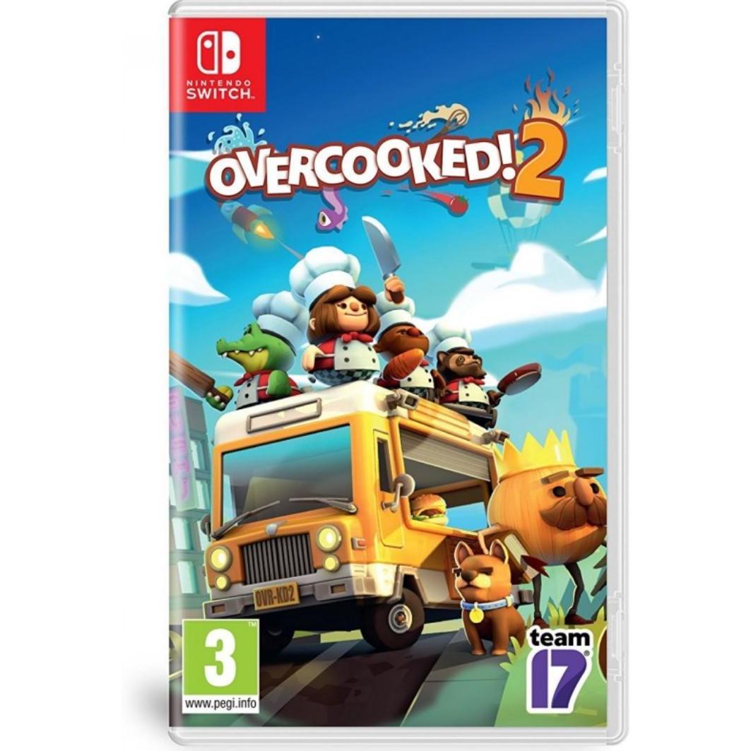 Overcooked 2 Nintendo Switch [eu] By Hoppy Games.
