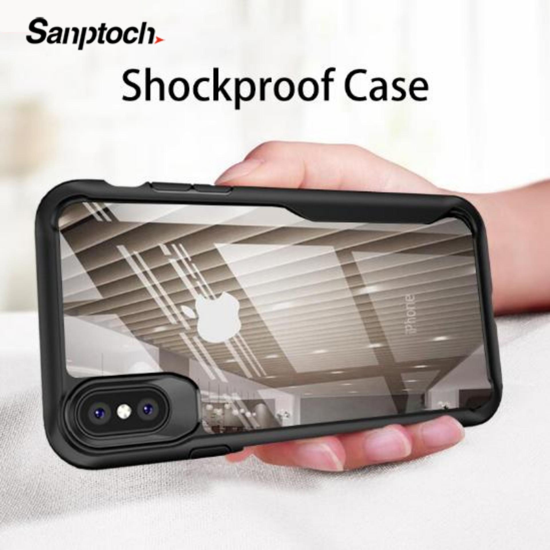 sale retailer 4ba15 a3ce4 Shockproof Armor Case For iPhone XS Max XR X 8 7 6 6s Plus Transparent Case  Cover For iPhone 5 5S SE Luxury Silicone Case Cover Casing