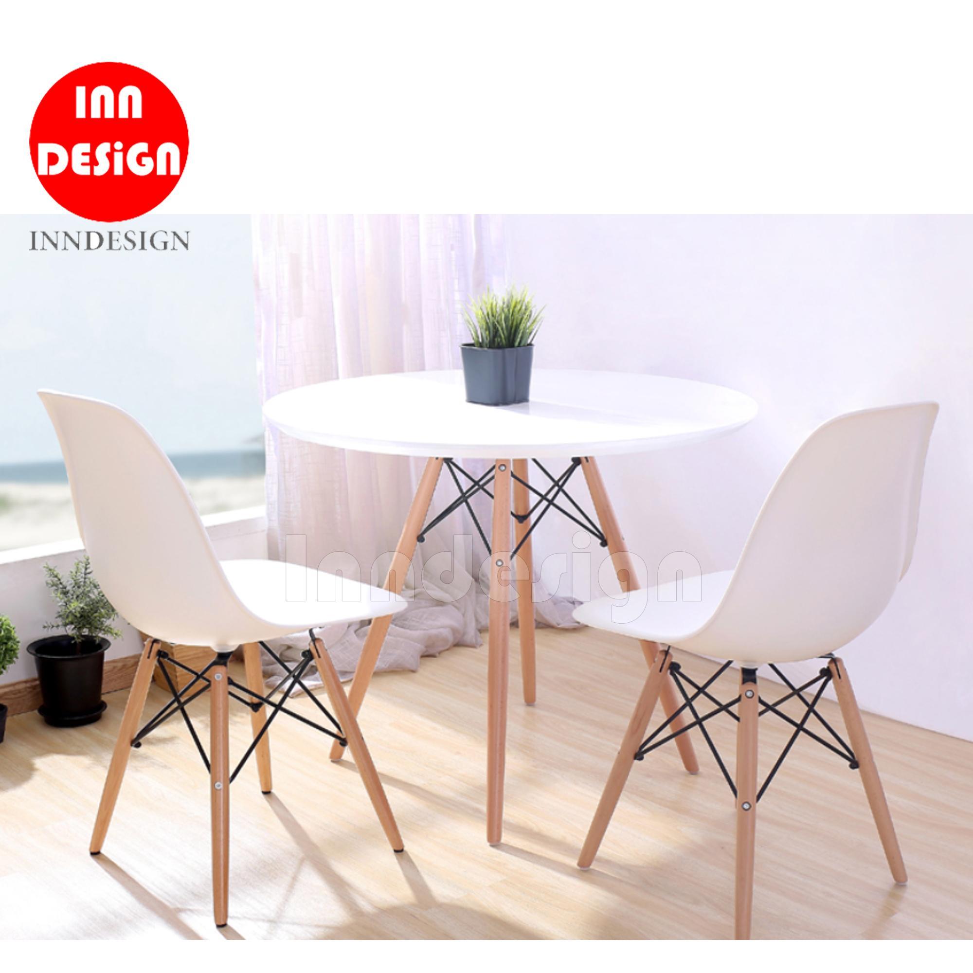 Eames 1+2 Dining Set / Coffee Table Set / Lounge Set