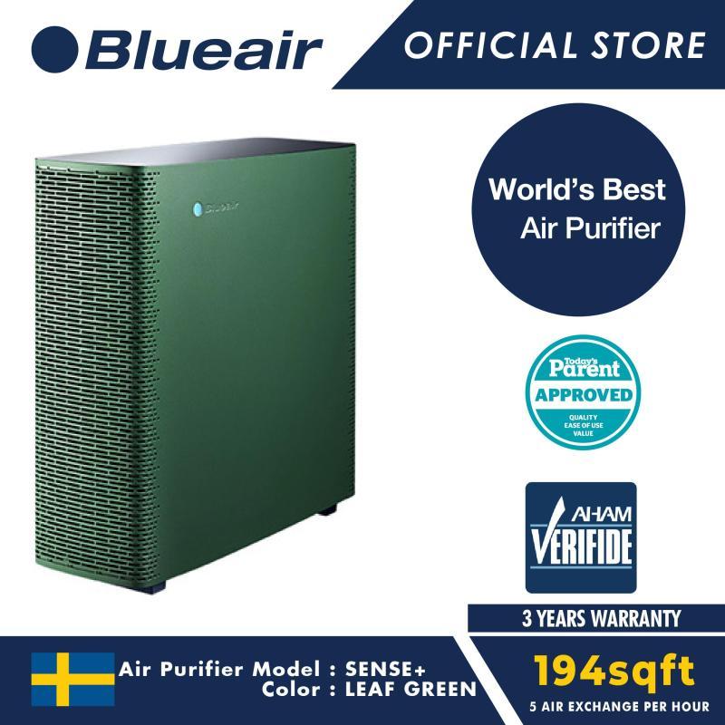 Blueair Air Purifier Sense+ (Leaf Green) Singapore
