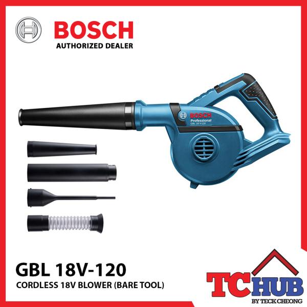 Bosch GBL 18V-120 Cordless Blower (Bare Tool)