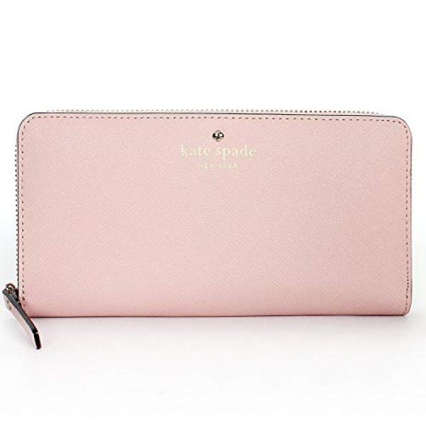 [SG SELLER] Kate Spade Neda Lacey Saffiano Long Leather Womens Wallet (Many Colours Inside)