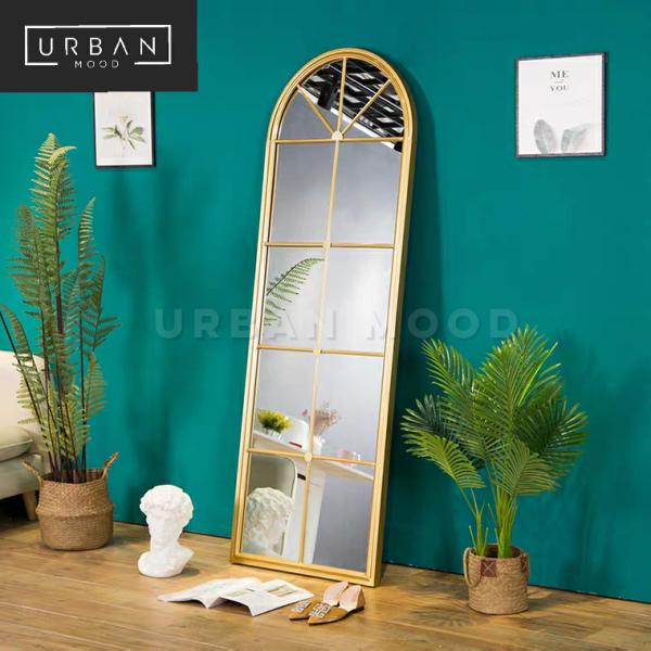 [Pre-Order] TARA Vintage Full Length Mirror