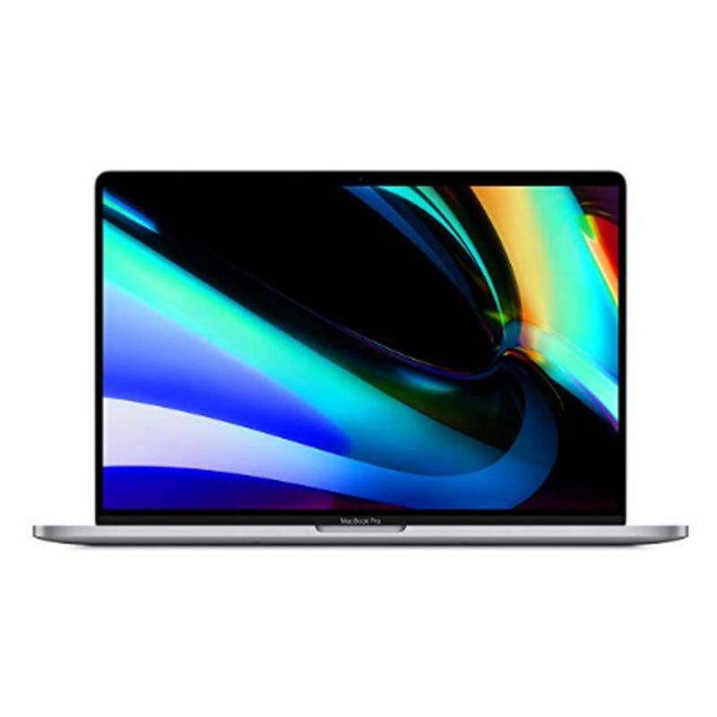 Apple MacBook Pro 16-inch  with Touch Bar: 2.6GHz 6-core 9th-generation IntelCorei7 processor, 512GB