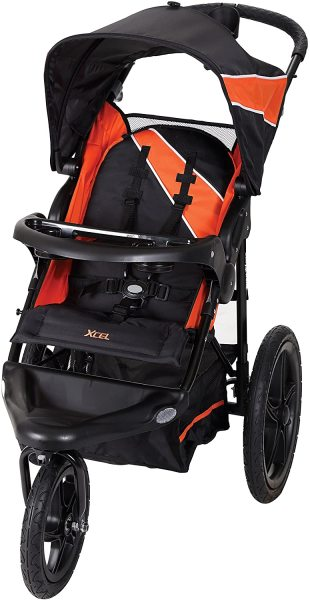 Baby Trend Kids Children Child Sports Running Jogging Xcel Jogger Stroller, Tiger Lily Singapore