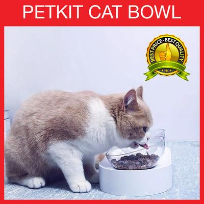 Petkit - Cat Feeding Bowl Double By Smartpaw.