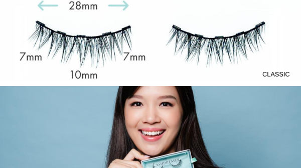 Buy [Design: CLASSIC] The LashDresser Magnetic Lashes Singapore