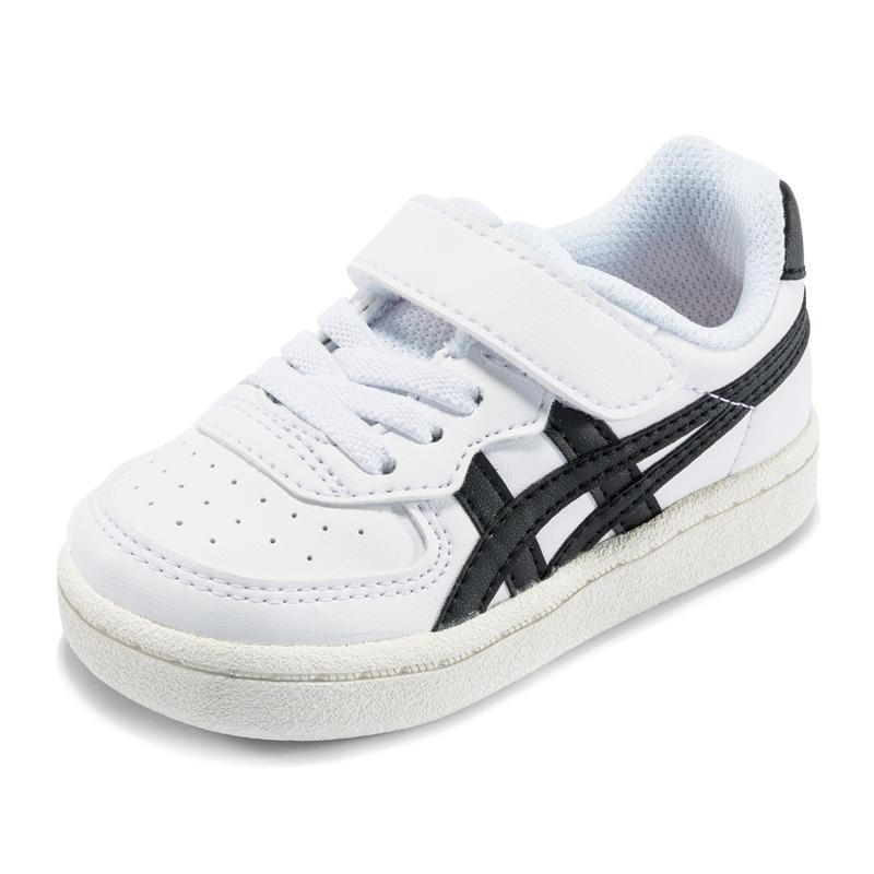 new arrival 4cf08 42b61 Oni TS Uka Tiger Onitsuka Tiger Children's Shoes Velcro Infants gsm ts  Athletic Shoes 1184A023-101