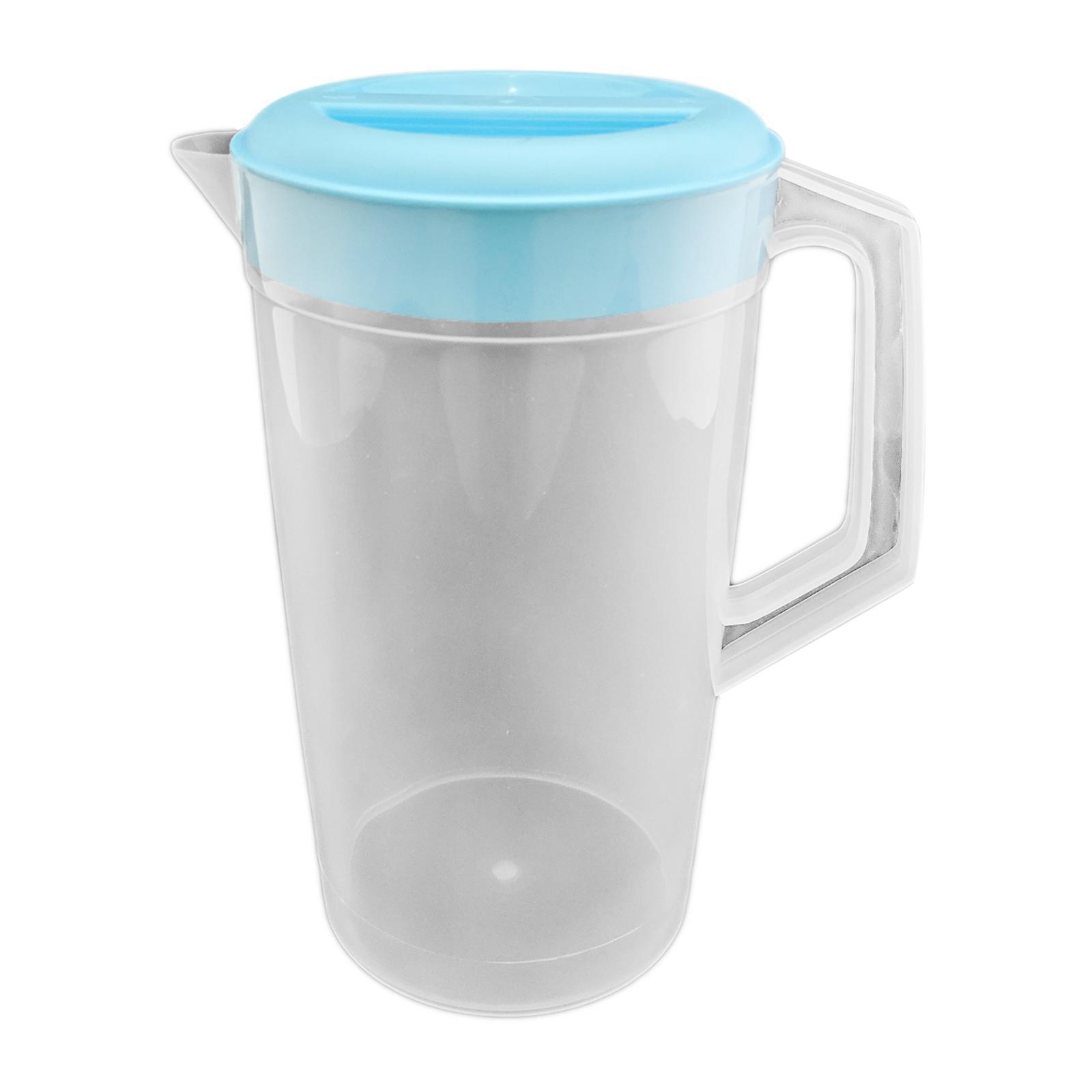 Sitbo Plastic Juice And Water Jug 2 L (Blue)