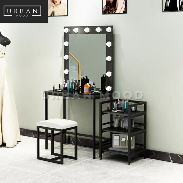 [PRE-ORDER] LYNX Hollywood Spotlight Vanity Table