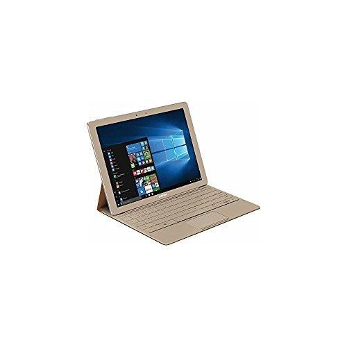 Samsung Galaxy TabPro S 12 Full HD+(2160x1440) High Performance TouchScreen Convertible 2-in-1 Laptop, Intel Core M3, 8GB RAM, 256GB SSD, Win10, Gold