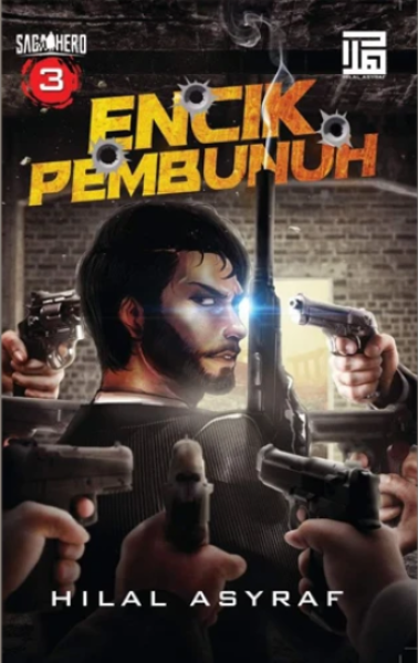 Novel Encik Pembunuh by Hilal Asyraf
