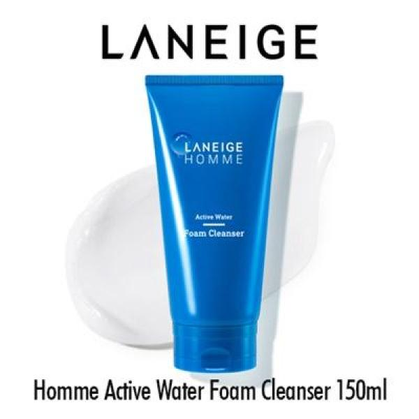 Buy [Best Selling] *Ariez* Laneige Active Water Foam Cleanser (150ml) Singapore
