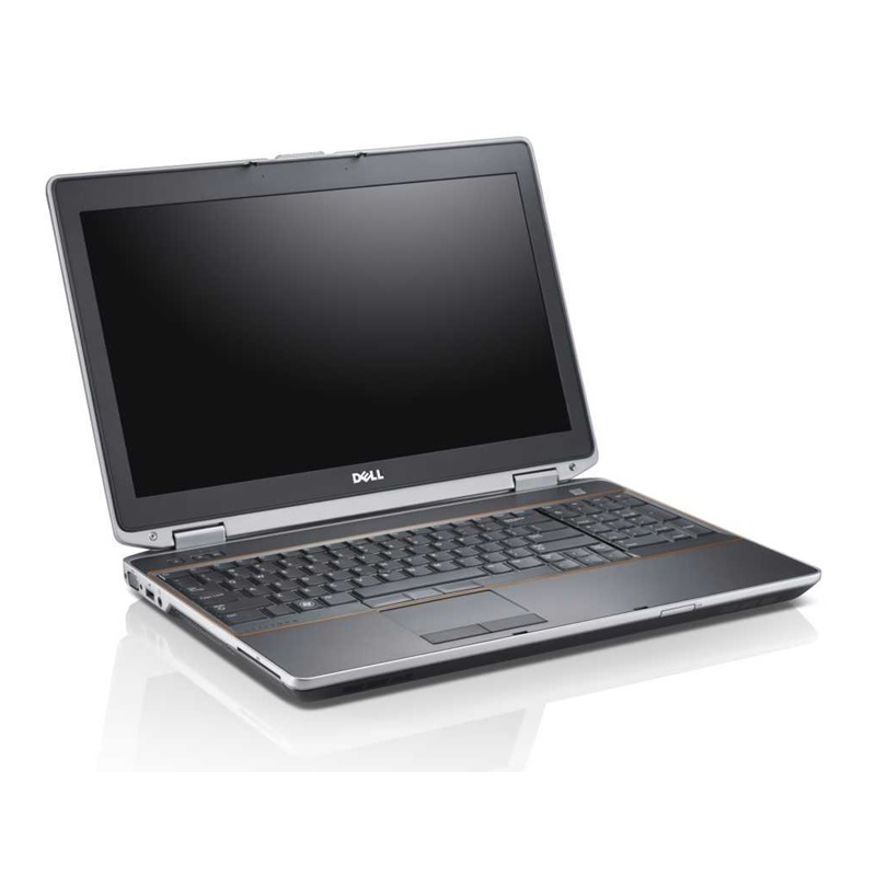 (Refurbished) Dell Latitude E6520 - 15.6  - (2nd Gen) Core i7 - 8GB - 240GB HDD - Windows 10 Pro 64 Bit with *FREE  Pre-Installed Anti Virus (Trend Micro Internet Security 2019) (1 device) 12mth