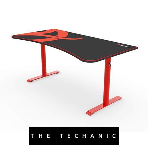 AROZZI ARENA GAMING TABLE RED