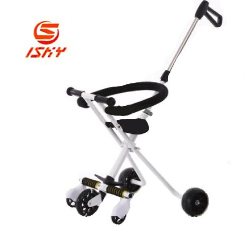 Baby Trolley 5-Wheel Lightweight Foldable Stroller Singapore