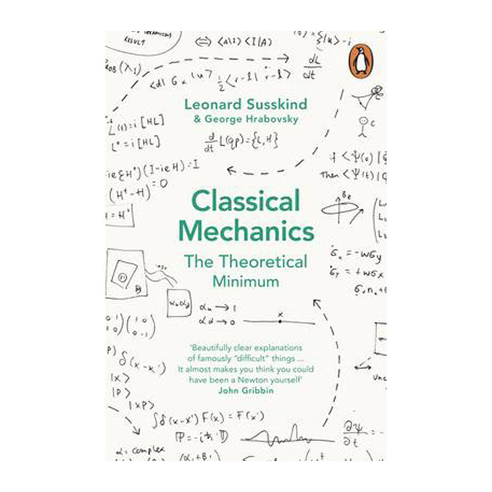 Classical Mechanics: The Theoretical Minimum (paperback) By Redmart.