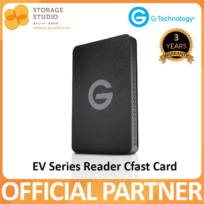 G-TECHNOLOGY EV Series Reader Cfast Card . 3 Years Local Warranty ** G-TECHNOLOGY Official Partner**