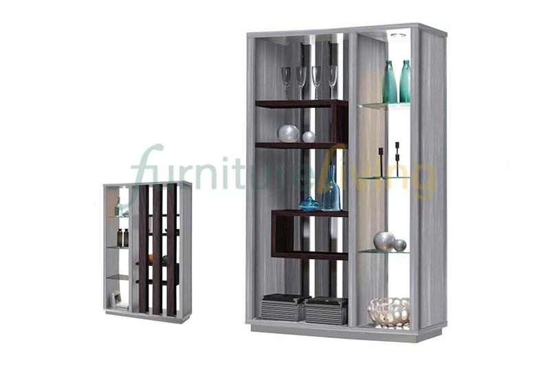 Furniture Living Multi-function Divider Display with Lightings