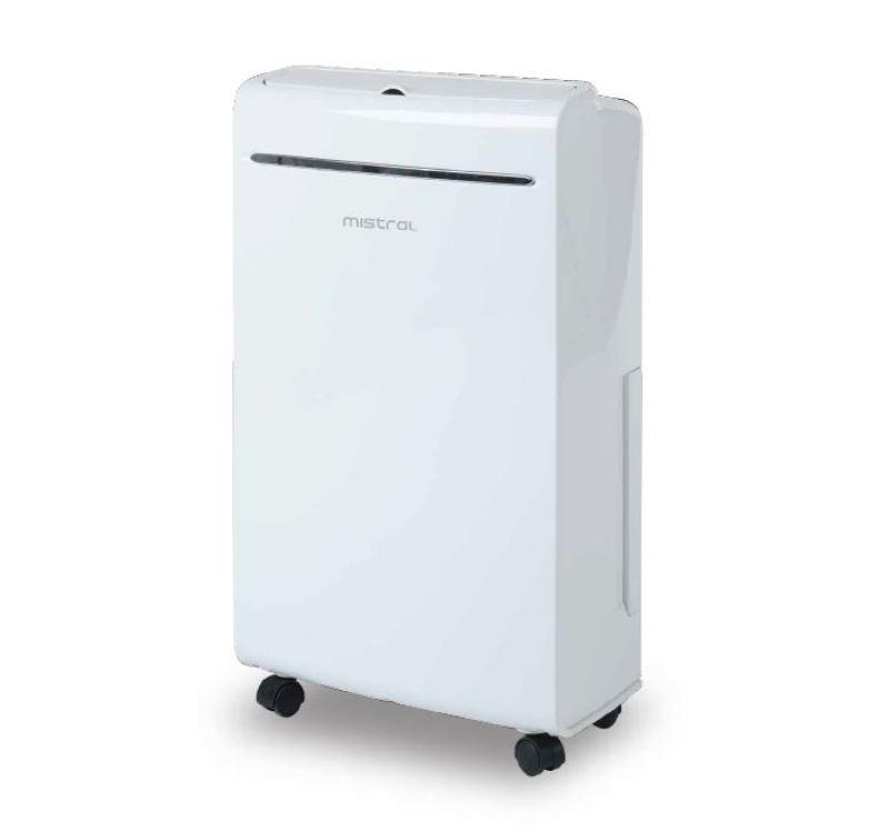 Mistral 10L Dehumidifier with Ionizer & UV MDH100 Singapore