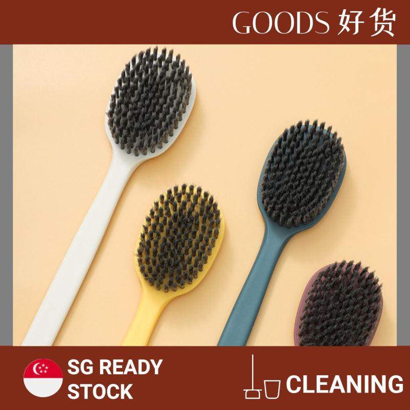 Buy Bath Brush Long Handle Brush Shower Back Brushes Scrubber Soft Spa Shower Body Massage Brush Skin Exfoliating Wet Bathtub Brushes Singapore