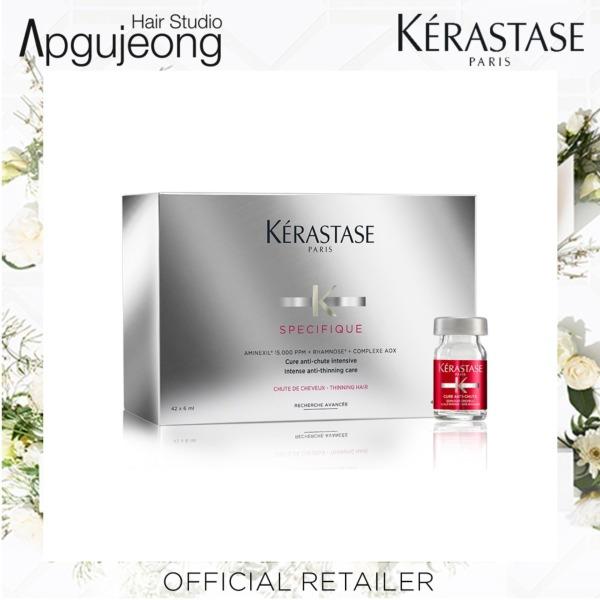 Buy Kérastase Anti-Hair Loss Scalp Treatment (Specifique Anti-Chute Cure) 42 x 6ml Singapore