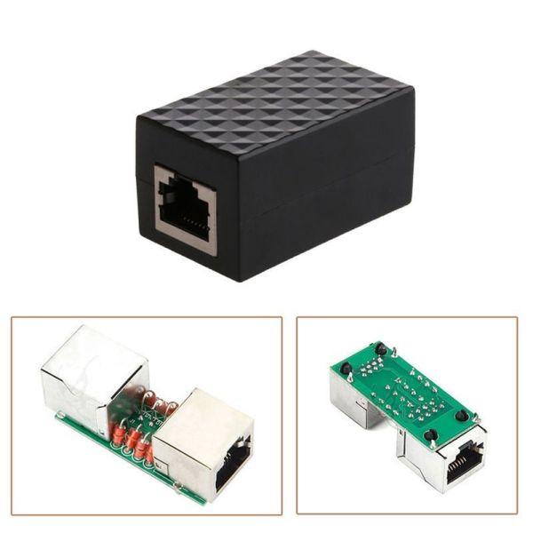 Bảng giá RJ-45 CHENG Đầu Nối Ethernet Chống Chiếu Sáng, Thiết Bị Bảo Vệ Chống Sét Chống Sét Bảo Vệ Mạng Phong Vũ