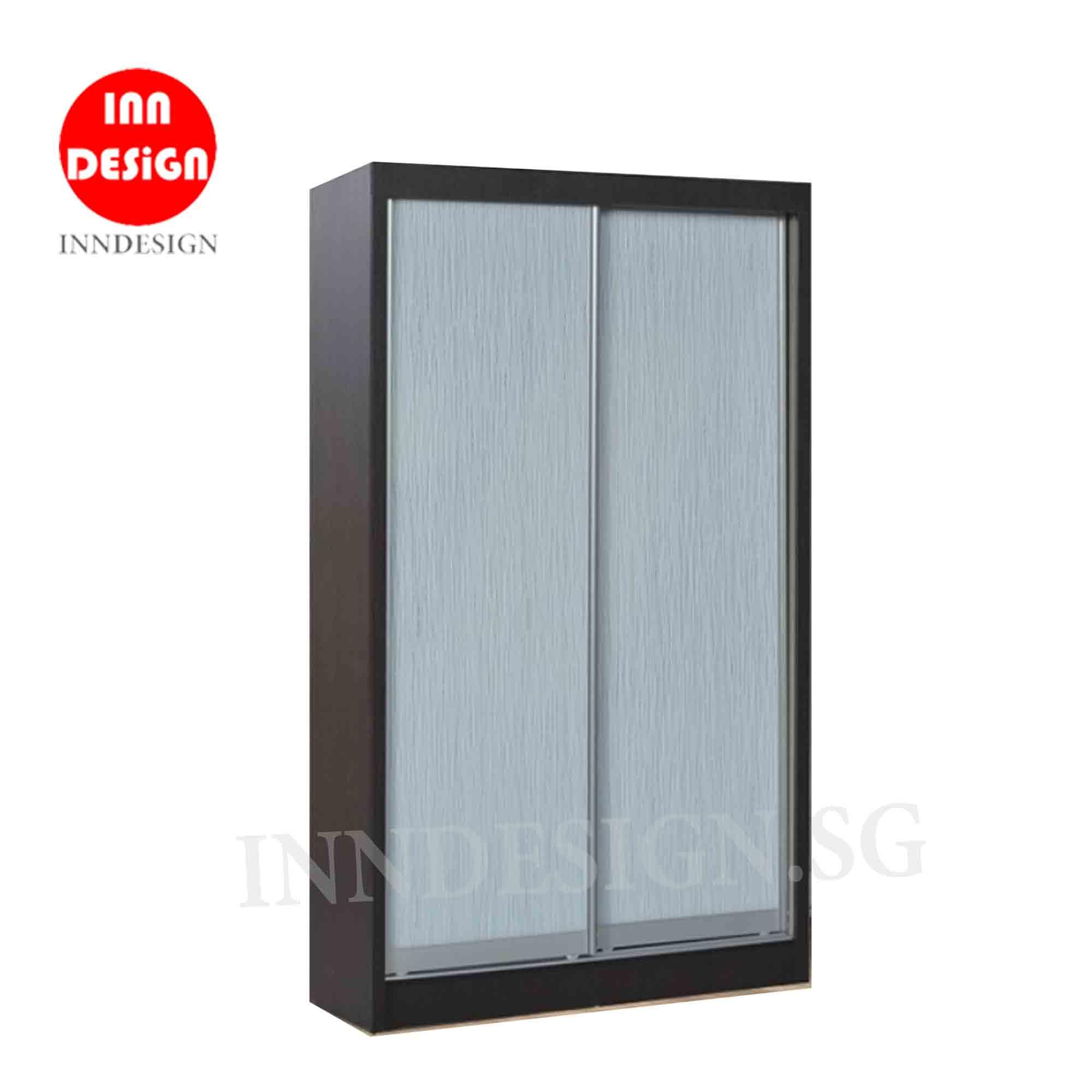 4ft Sliding Wardrobe (Fully Assembled and Free Delivery)
