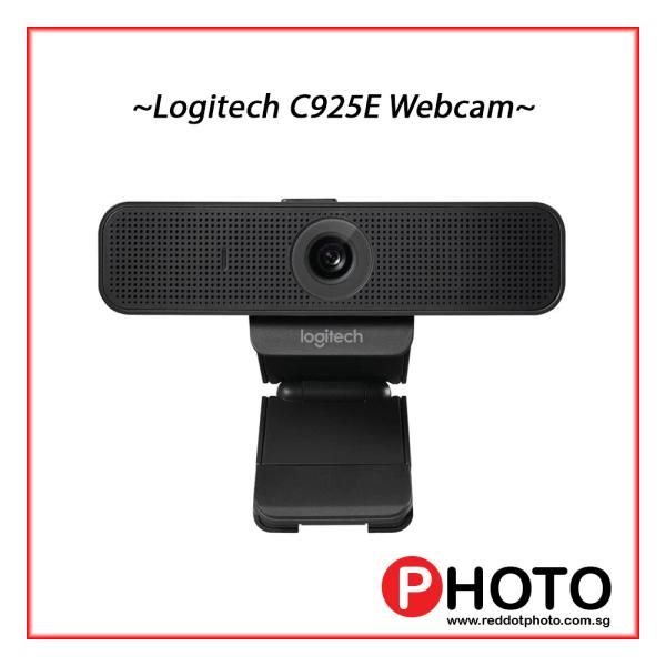 Logitech C925E Full HD 1080p Budget Business WEBCAM Live Stream