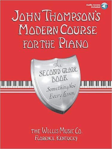 John Thompson Modern Course For The Piano - Second Grade